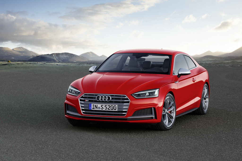 Audi S5 Coupe 2